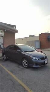 2010 Toyota Corolla S!! CLEAN CARPROOF! ONLY 125KMS! CERTIFIED!!