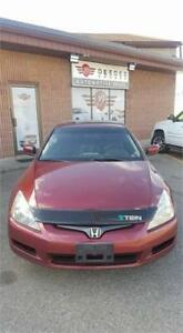 2003 Honda Accord Coupe EX-L!! 213K! AUTO! 4CYL! CERTIFIED!!