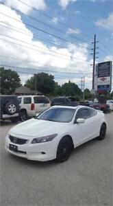 2009 Honda Accord Coupe EX! LOW 175KMS!4CYL!5SPEED!CERTIFIED!