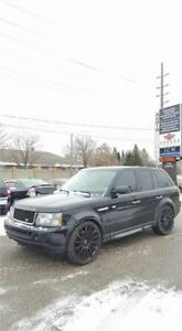2007 Land Rover Range Rover Sport Super Charged! 167KMS! CERT!