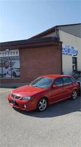 2003 Mazda Protege5 ES!! LOW 132KMS!!! AUTO! CERTIFIED!!