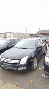 2007 Ford Fusion SEL, AWD!! CERTIFIED AND ETESTED!