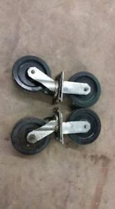 casters 8 inches wheel