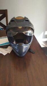 Icon Variant dual sport helmet