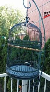 Cage et Support