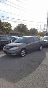 !!2008 Toyota Corolla LE!!AUTO!! LOW ONLY 154KMS!!! CERTIFIED!!!