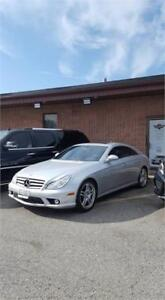 2008 Mercedes-Benz CLS-63 AMG! 507HP! LOW 130KMS! CERTIFIED!
