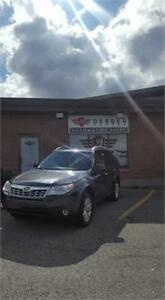 SOLD!2012 Subaru Forester X Limited! Automatic. AWD! CERTIFIED!
