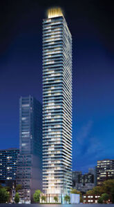 CASA II - NEW BUILDING, One bedroom IN THE HEART OF YORKVILLE