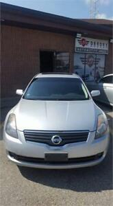 2007 Nissan Altima 2.5 SL LOADED!! 189kms! AUTO! CERTIFIED!!