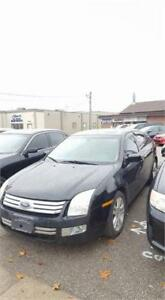 !!SALE!!2007 Ford Fusion SEL, AWD!! CERTIFIED AND ETESTED!