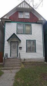 House for rent near Mc Phillips & Notredame