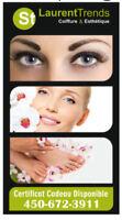 Recherche masseuse, coiffeure/coiffeuse, pose d'ongles et cils