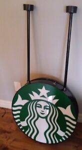 Authentic Starbucks lighted sign