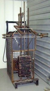 THE BOBBY WEIGHT LIFTING TRAP USED IN SAW: THE FINAL ...