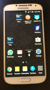 Samsung Galaxy S4 - Mint Condition, Wireless Charging