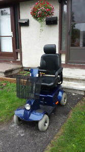 """Fortress 4 wheel 1700DT """"Cadillac of Mobility Scooter's"""""""