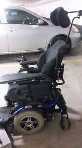 Wheel Chair Harding Medical needs battery replaced