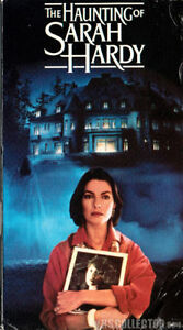 The Haunting of Sarah Hardy VHS RARE with case!