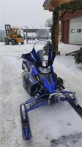 2007 YAMAHA PHAZER FX 500CC 4 STROKE IN READY FOR SNOW