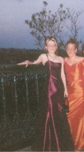 Super belle robe de bal ''mauve''