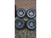 wolf race limited alloy wheels quick cheap sale