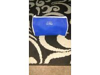 Davidoff coolwater travel wash bag