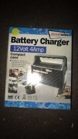 battery charger car