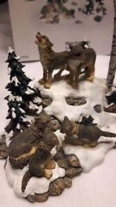 Christmas village accessory. Dept. 56 Heirloom going cheap. Kitchener / Waterloo Kitchener Area image 2