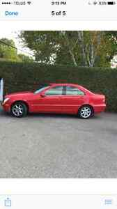 Mercedes C320 BEAUTIFUL LOW MILEAGE CAR