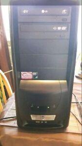 Athlon 64 II 2.91ghz, 4GB ram, 500gb Hard drive