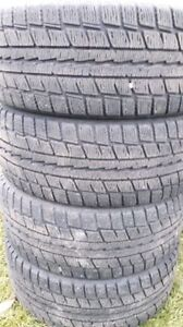 For sale     4-    winter tires   205/55/16