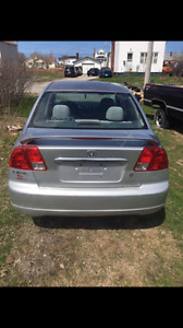 2003 Honda Civic 30th edition