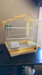 Clean Canary/finches cage & nest all for 20$