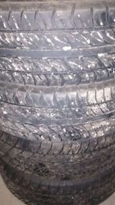 sets of 4 all season tires in great shape 195.65.15