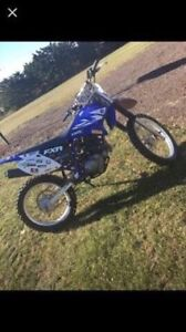 For trade or swap 2005 Yamaha TTR