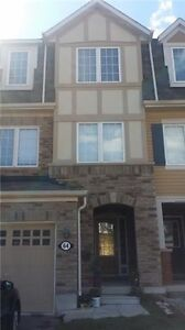 Freehold townhouse with fin W/O bsmnt.Bovaird/Worthington