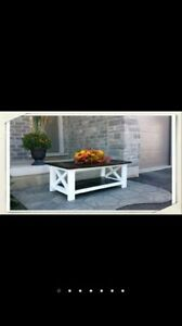 Brand new Solid Wood, Contemporary/Modern/Rustic Coffee Tables London Ontario image 1