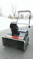 one pull starting 3/21 Craftsman snow blower (snow thrower)