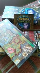 jeu plateau world of warcraft