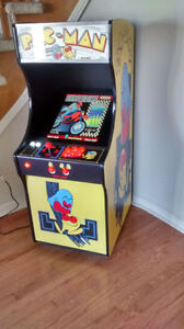 3/4 sized mame arcade running all your favourite games