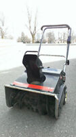 swap my snowblower for a 5 or 6 wt fly fishing rod & reel outfit