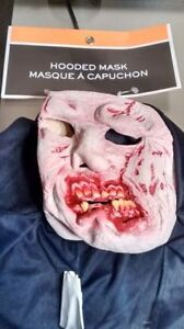 Ghoul Mask With Hood