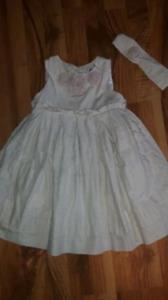 Size 3 Dress with Headband