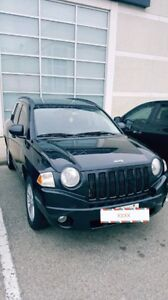 2008 Jeep Compass w/ Kenwood Bluetooth & E-tested & No Accidents