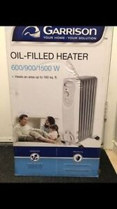 BRAND NEW Electric Oil Filled Heater - No Noise