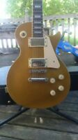 Epiphone Les Paul Standard LTD Goldtop