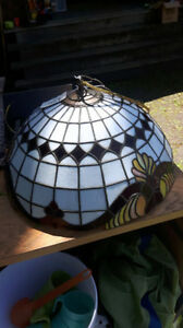 Stained Glass Lamp Tiffany Style