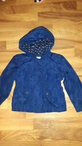 Girls Old Navy Spring Jacket Size 4 (fits more like a 3)