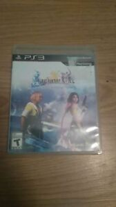 PS3 Final Fantasy 10 and 10-2 HD Remastered London Ontario image 1
